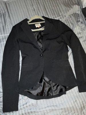 Only Tuxedo Blazer black