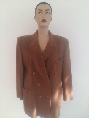 Escada Blazer in lana marrone Lana vergine