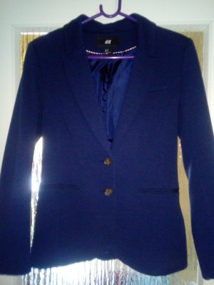 H&M Abito business blu scuro