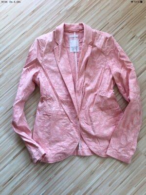 Esprit Unisex blazer lichtroze-rosé