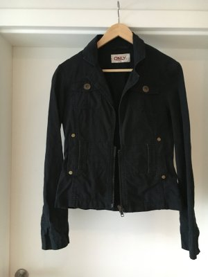 Only Denim Blazer black