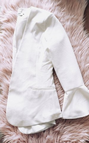 Only Tailcoat white polyester