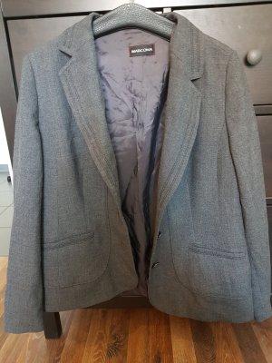 Marcona Knitted Blazer grey
