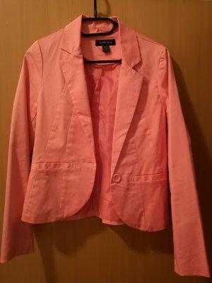 Amisu Blazer corto rosa