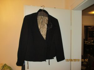 Apanage Short Blazer black
