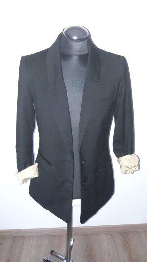blazer h&m gr. 36 schwarz