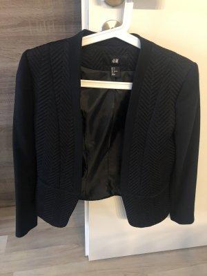 Blazer H&M schwarz Gr. 36