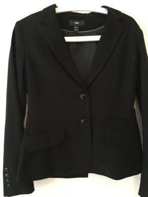 Blazer H&M, schwarz, Gr.38