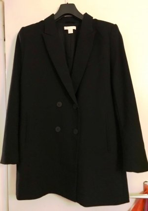 Blazer H&M schwarz longblazer NEU Gr 46
