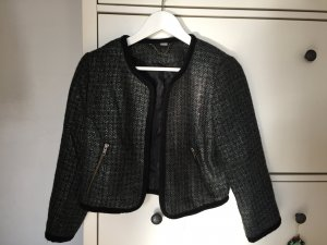 Blazer H&M silber/schwarz
