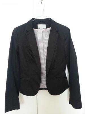 Blazer H&M XS 34 schwarz wie neu! Büro schick elegant