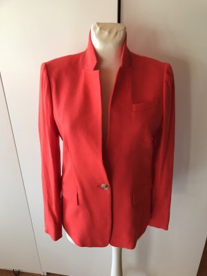 J.crew Wool Blazer red wool