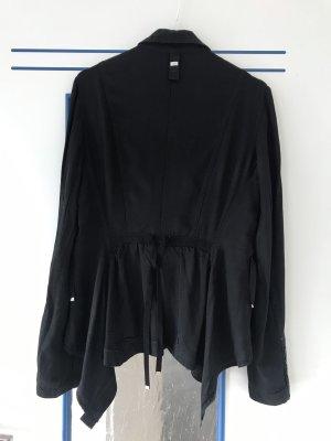 High Use Blazer de esmoquin negro-gris oscuro acetato