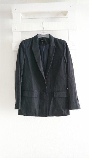 Blazer I Mango I Mango Suit I XS I 34 I grau I Neu