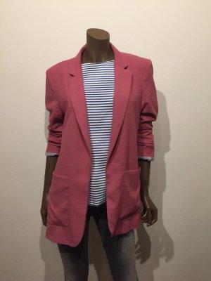 Edc Esprit Blazer Boyfriend rosa