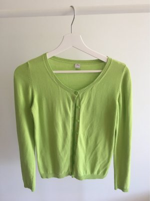 s.Oliver Knitted Blazer meadow green
