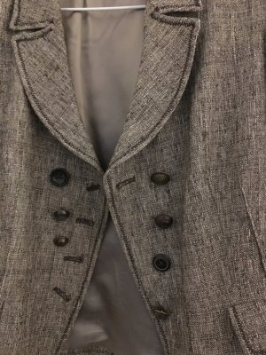 Blazer in Braun