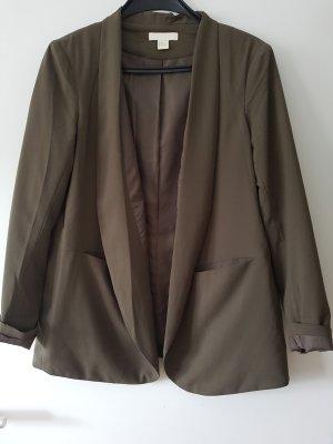 +++Blazer in der Trendfarbe Khaki+++