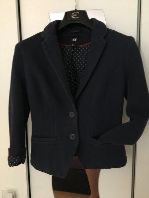 Blazer in dunkelblau von H&M