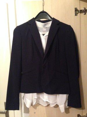 Blazer in Farbe blau Gr. 38 H&M mit Hose