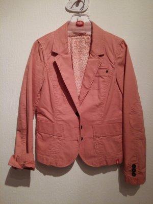 Blazer in Frühlings - Sommerfarbe mit Knopfdetails Gr. S