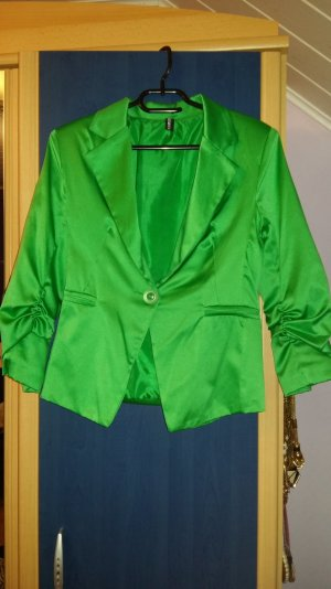 Blazer in grün Größe 36
