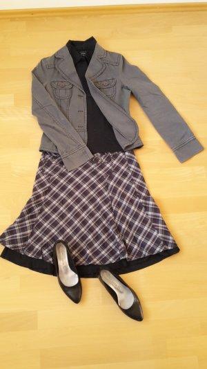 Esprit Blazer stile Boyfriend grigio-grigio scuro