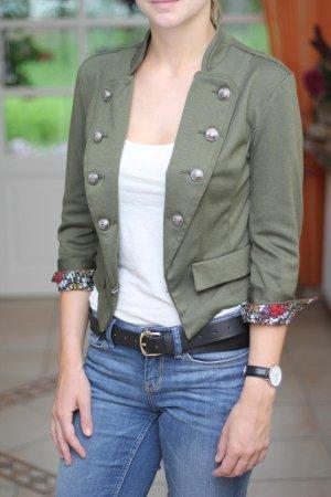Blazer in khaki von Vero Moda