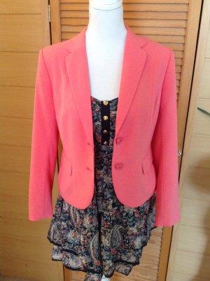 Blazer in korall/Pink