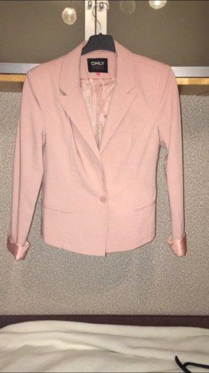 Blazer in rosa! Kaum getragen !