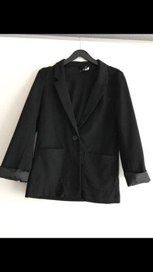 Blazer in schwarz von H&M