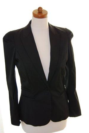 Blazer in schwarz von H&M in Größe 36 / 38 - neu!