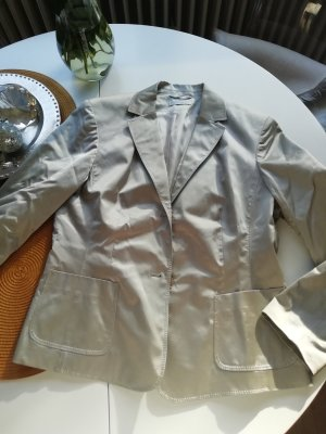 Apanage Blazer silver-colored