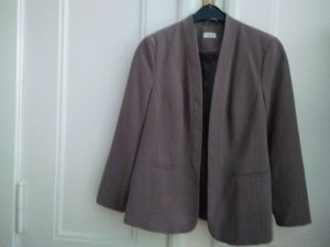 Blazer in taupe