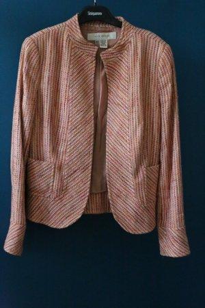 Blazer in Wolloptik von Zara
