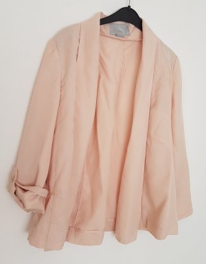 H&M Unisex Blazer nude-apricot