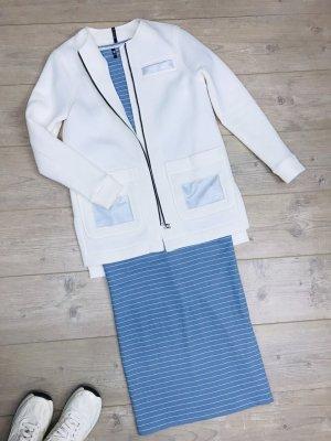 Blazer/Jacke aus Baumwolle