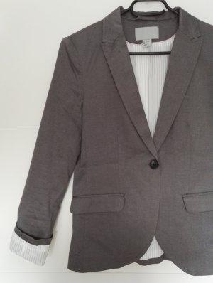 Blazer / Jacke / Business / grau / Größe 38 / SALe