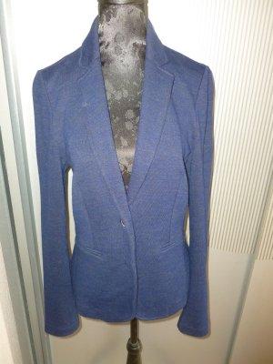 Blazer Jacke Cardigan blau Esprit