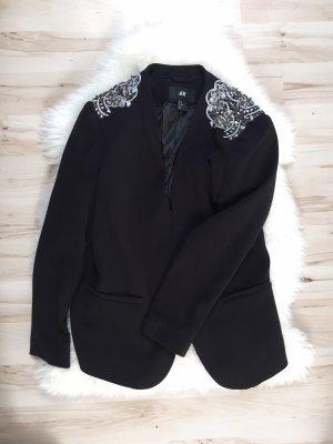H&M Blazer black