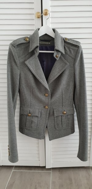 Drykorn Military Jacket gold-colored-grey