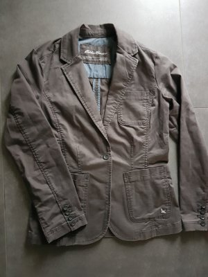 Eddie Bauer Pea Jacket grey brown