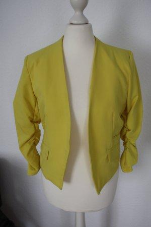 H&M Blazer jaune