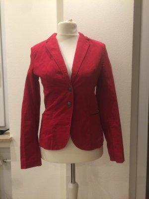 Blazer/jacke gr.36 von Orsay in rot