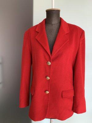 Blazer Jacke Gr 40 42 L von Miss V Clementino Paris Kaschmir Angora