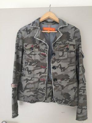 Blazer/Jacke im Army-Style
