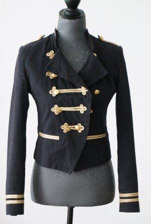Blazer Jacke in Military Look