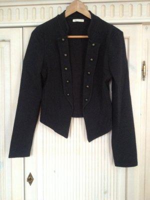 Blazer Jacke jacket Promod Größe 36 schwarz