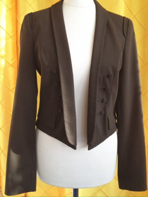 Blazer Jacke Kurzblazer Uniform Smoking