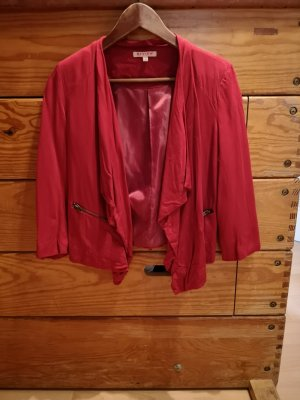 Blazer Jacke rot Review